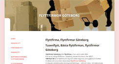 Preview of 1000flyttab.se